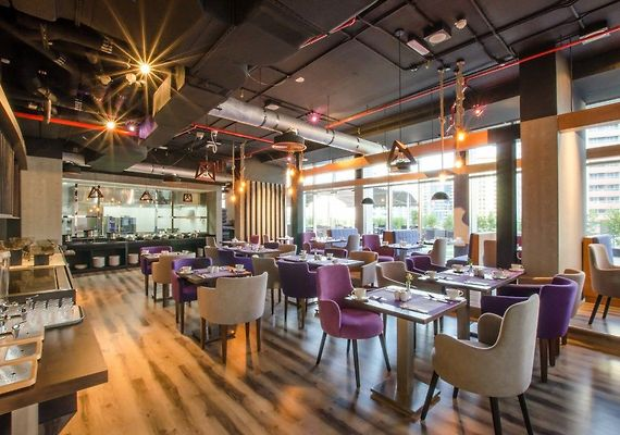 Signature 1 Hotel Tecom Dubai ArabEmirates